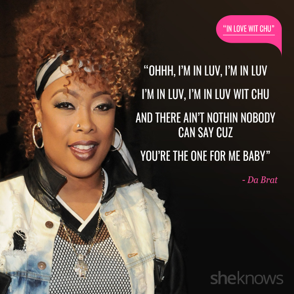 These Beautiful Love Quotes Are All Inspired by Rap Songs — Yes