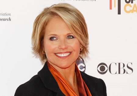 It's official: Katie Couric to leave