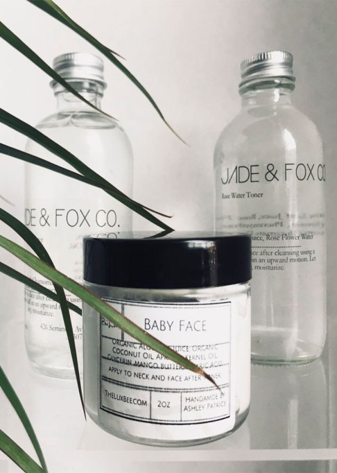 Jade & Fox Co. Baby Face