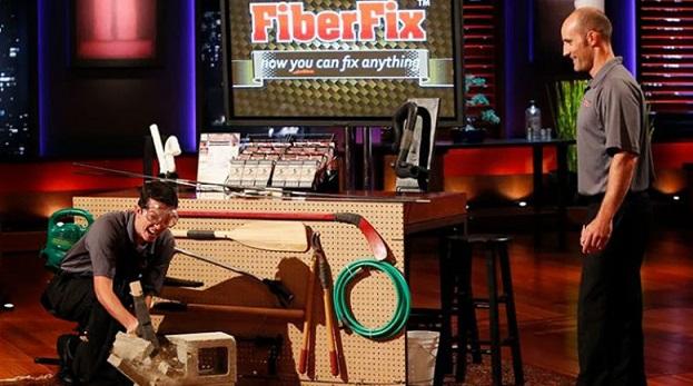 FiberFix on 'Shark Tank'