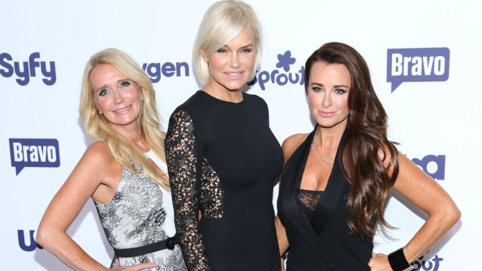 RHOBH's Kyle Richards is pretty much