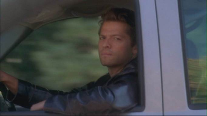 Misha Collins on 'NCIS'