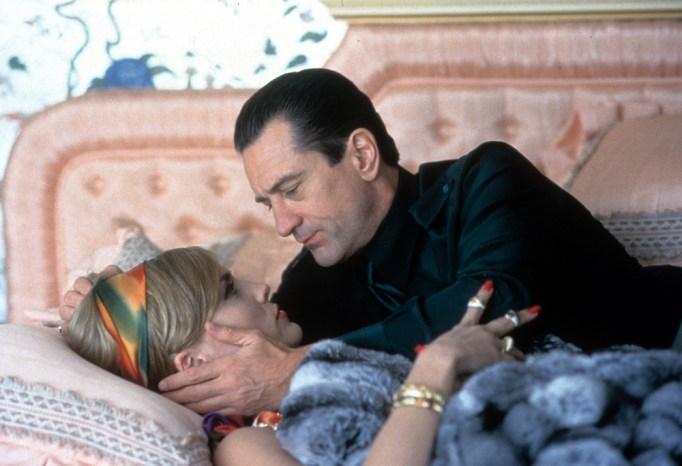 Sharon Stone and Robert De Niro in 'Casino'