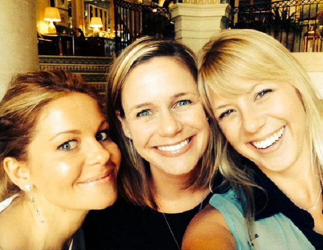 Candace Cameron Bure, Jody Sweeten and Andrea Barber