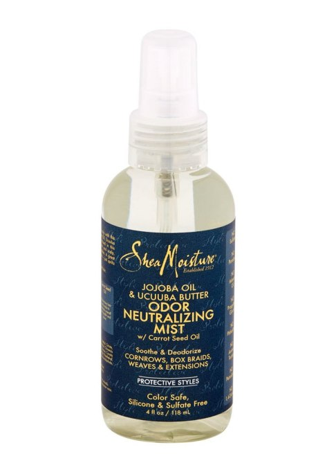 Shea Moisture Jojoba Oil & Ucuuba Butter Odor Neutralizing Mist