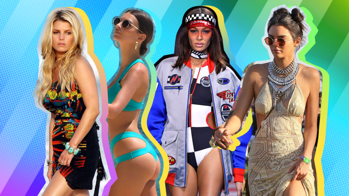 8 Sizzling Celebrity Swimsuit Lines to