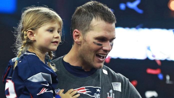 14 Photos of Tom Brady Simply