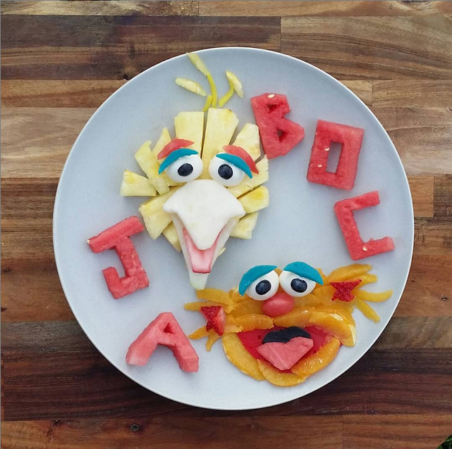15 Cartoon-inspired meals that your kids