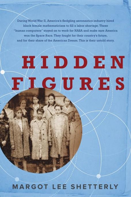 The book Hidden Figures