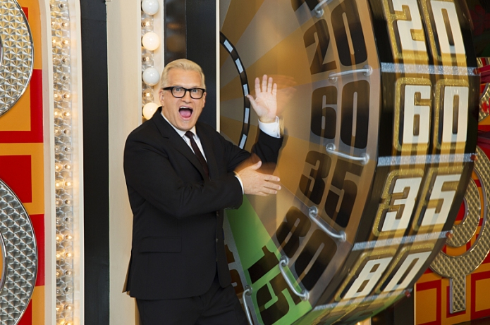 Price Is Right is 45! Take