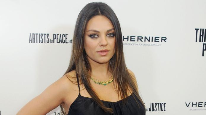 Let's finish what Mila Kunis started: