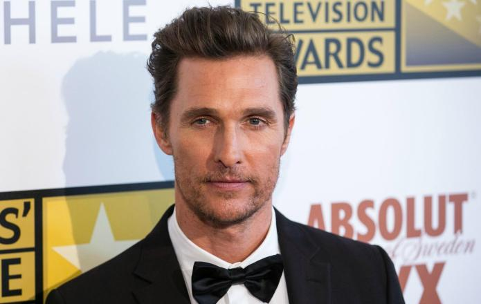 The real message behind Matthew McConaughey's