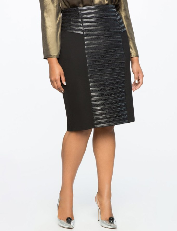 Modern Pieces For Every Woman's Work Wardrobe | Eloquii Skirt