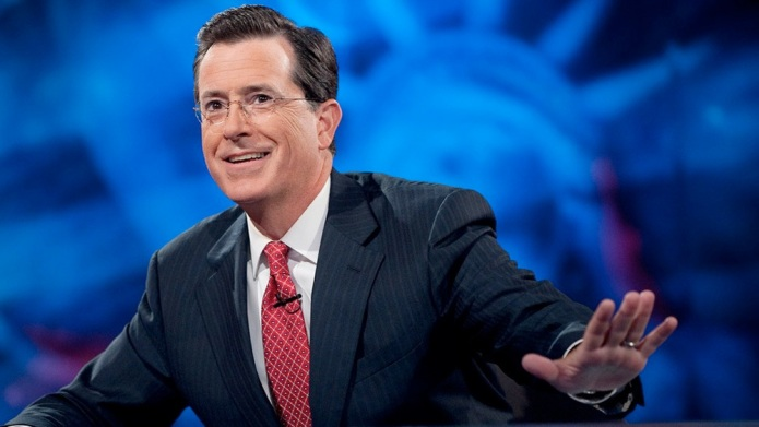 Stephen Colbert's premiere week lineup is