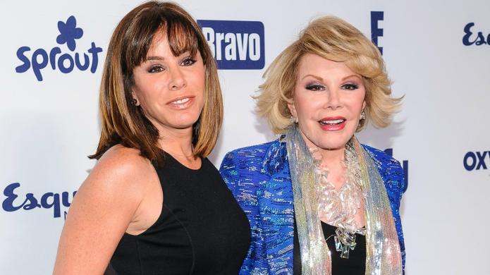 Joan Rivers leaves behind a legacy