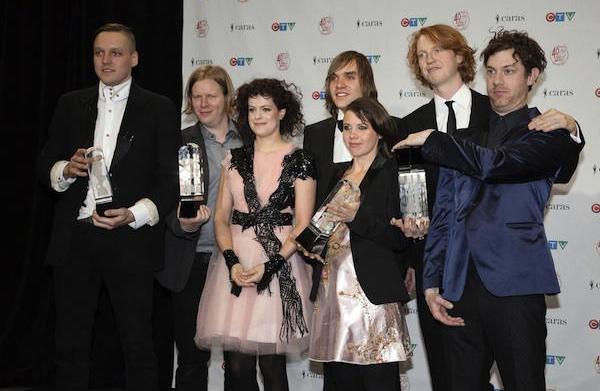 LISTEN: Arcade Fire's new album Reflektor