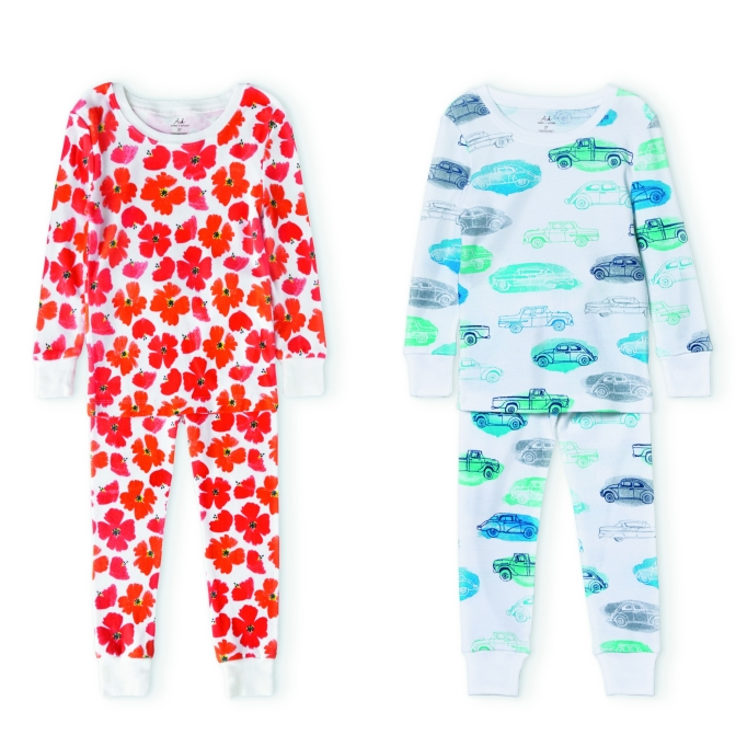 Best baby and kids products from the ABC Kids Expo 2017: Aden + Anais Sleepwear