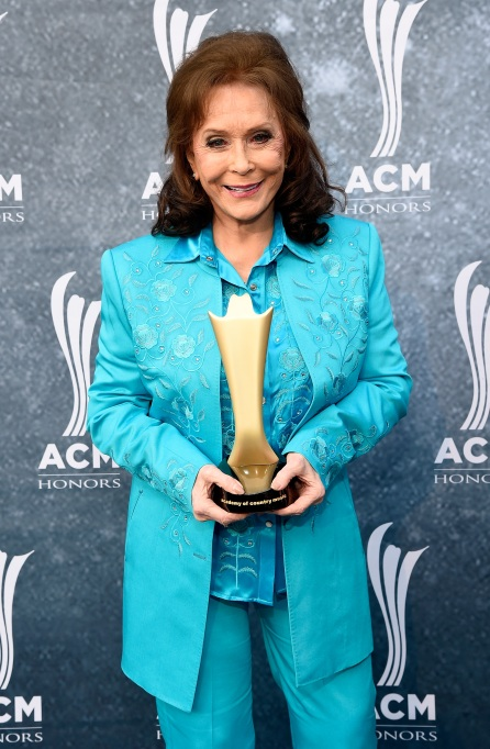 Celebrities Who Got Pregnant at a Young Age: Loretta Lynn