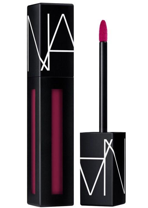 NARS's Powermatte Liquid Lipstick: Lip Pigment in Warm Leatherette | 2017 Makeup trends