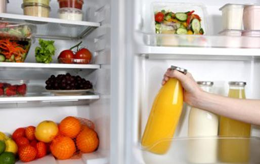 Spring clean your kitchen for healthier