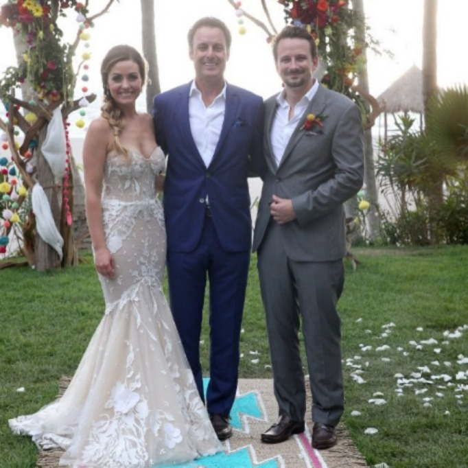 Celebrities who got married in 2017: Carly Waddell & Evan Bass