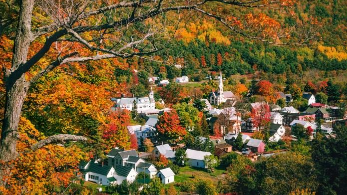 Royalton Vermont.