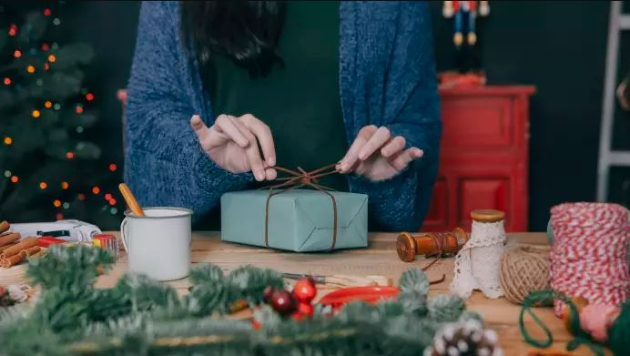 Gift-Wrapping Hacks to Make Your Holidays