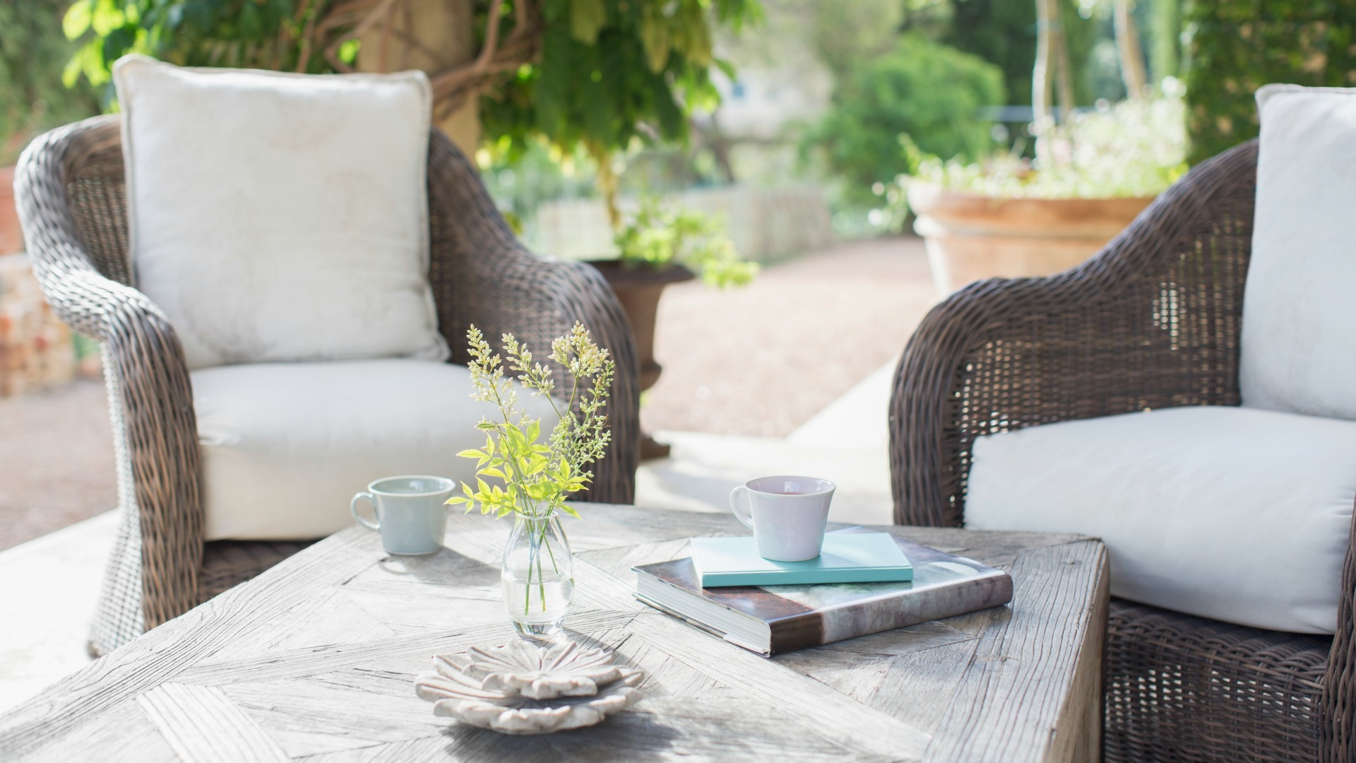 13 Ways To Make Your Patio As Comfy As Your Living Room Sheknows