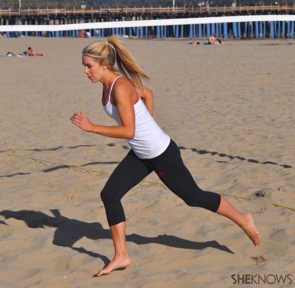 Six-week beach body challenge: Day 4