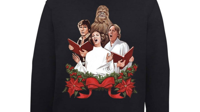 13 Geeky Christmas jumpers to bring