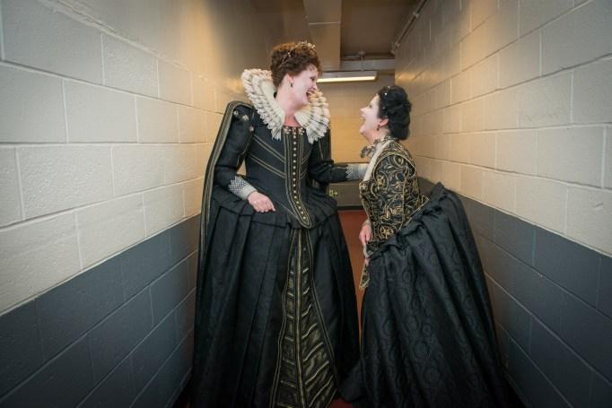 Liz Brooks and Belinda Oswald The Met