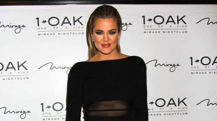 Khloé Kardashian posts untouched picture to