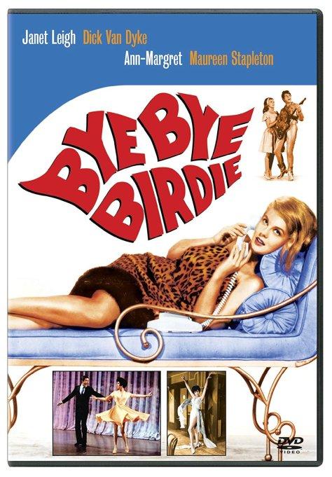 'Bye Bye Birdie' DVD art