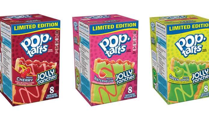 Jolly Rancher Pop-Tarts Are Here to