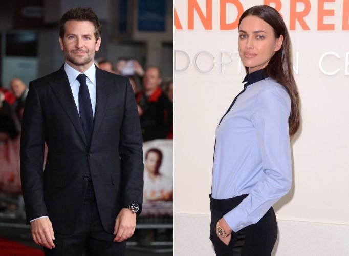Bradley Cooper dating Irina Shayk