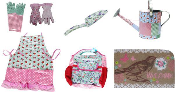 Gardening accessories from Jo-Ann's