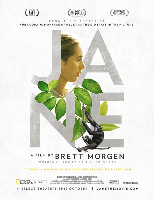 Documentary about Jane Goodall
