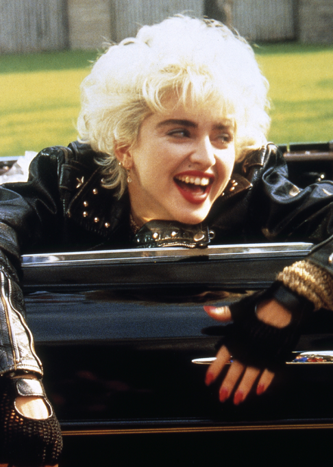 Most Iconic Hairstyles of All Time   Madonna