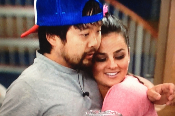 James and Natalie Big Brother 2016