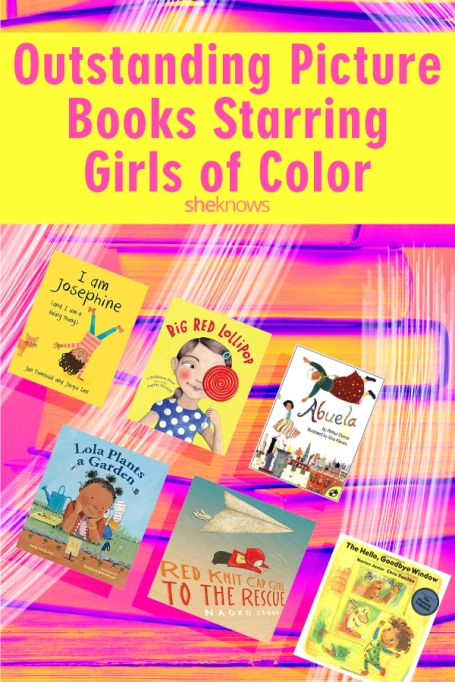 Best Kids Picture Books Starring Girls of Color