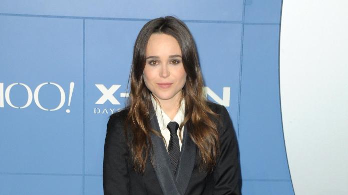 Hollywood made Ellen Page hide her