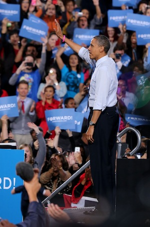Obama Forward Campaign