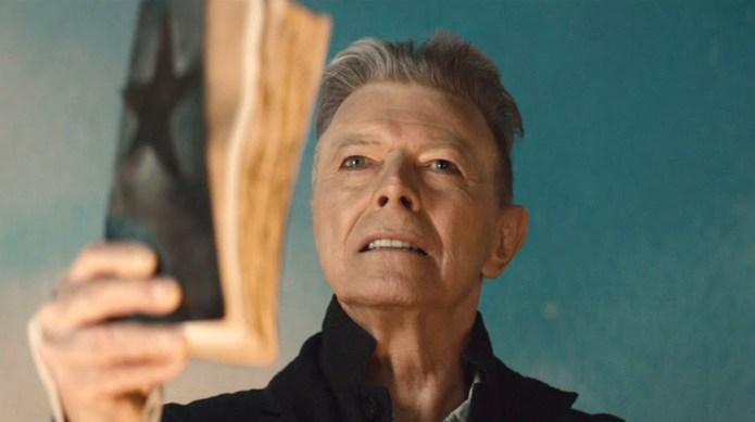 David Bowie's last album was his