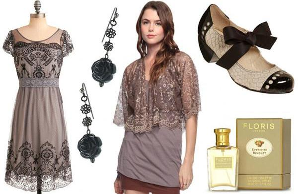 Get the look -- Downton Abbey