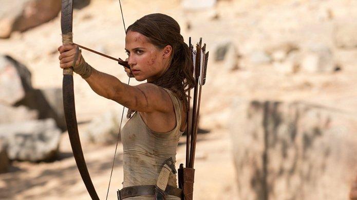How Alicia Vikander Got Lara Croft-Ready