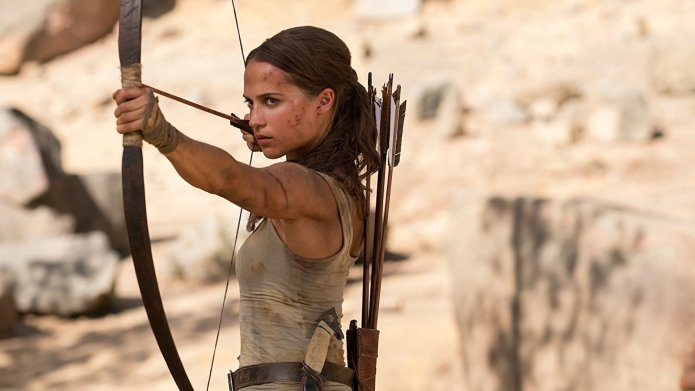 How Alicia Vikander Got Lara Croft-Ready