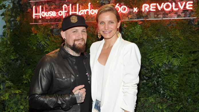 Cameron Diaz's Marriage to Benji Madden