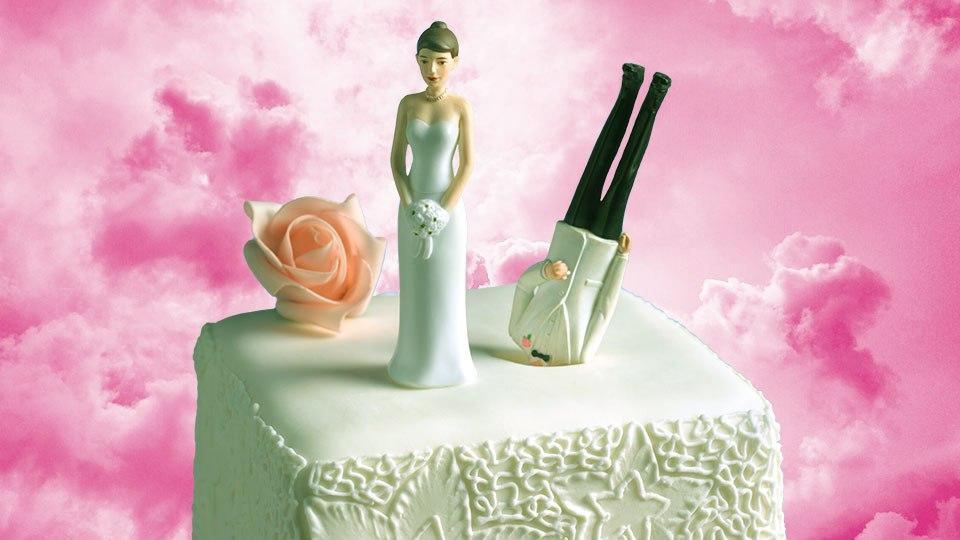 9 Women S Worst Wedding Horror Stories Image Getty Images Design Ashley Britton Sheknows