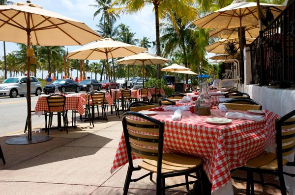 restaurant in Miami