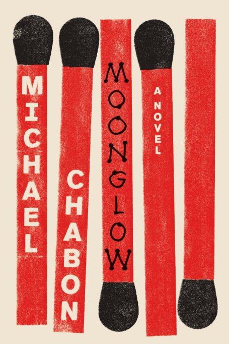 'Moonglow' Michael Chabon book cover